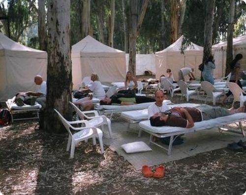 עיר האוהלים של גאידמק